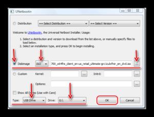 Как сделать флешку загрузочным диском для установки Windows
