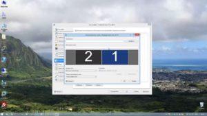 Как установить разные обои на 2 монитора в Windows