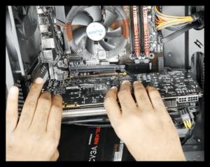 Как подключить к компьютеру две видеокарты